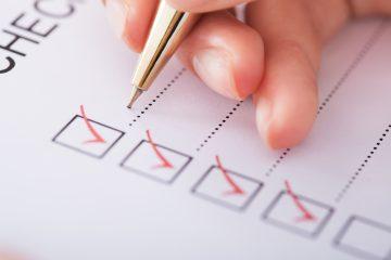 HVAC Checklist